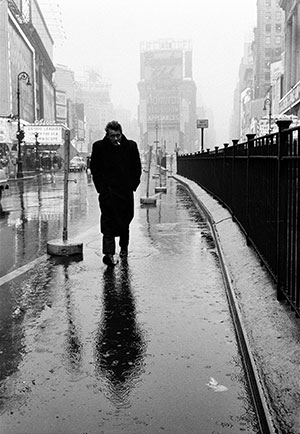 James Dean on Times Square